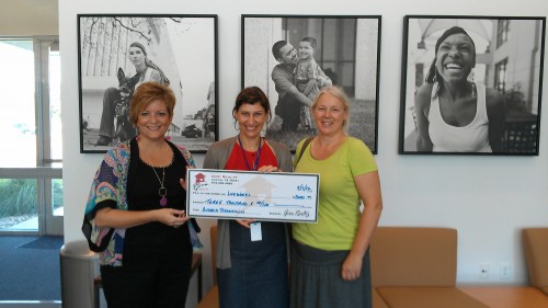 $3,000.00 Donated to LifeWorks on Behalf of Andrea Braendlin